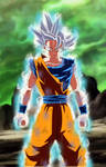 Goku Mastered Migatte no Gokui Manga by gonzalossj3