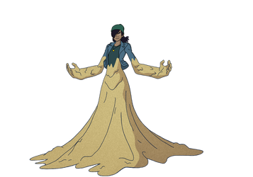 Sandgirl by Crossovercomic