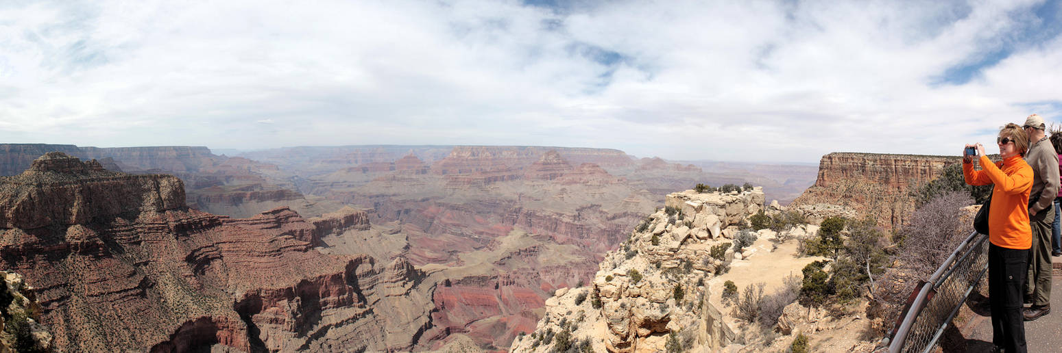 Grand Canyon XII by patrick-brian