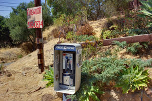 Public Phone by patrick-brian