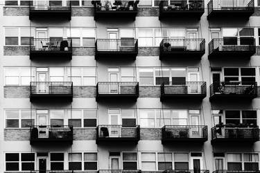 Balconies by patrick-brian