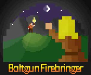 Boltgun Firebringer by simonswerwer