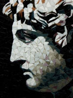 mosaic-Alexander the great(details) by MinaNashed
