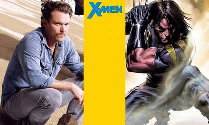MCU Wolverine: Clayne Crawford by AllStarDoomsday1992