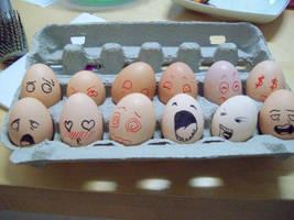 Eggs 2 by lyles