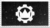 Crown The Empire Stamp by mntezuma