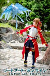 Sword Art Online : Silica by KumiKumehh