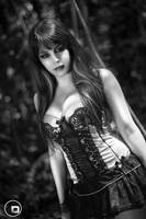 Black widow II by ValentinaLaia