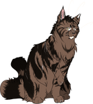 Warrior Cats #005 - Tigerstar by Kuroi-Hitsuji
