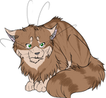 Warrior Cats #007 - Crookedstar by Kuroi-Hitsuji