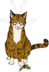 Warrior Cats #009 - Leafpool by Kuroi-Hitsuji