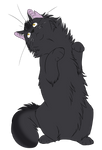 Warrior Cats #031 - Graystripe by Kuroi-Hitsuji