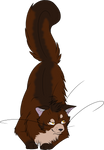Warrior Cats #033 - Oakheart by Kuroi-Hitsuji