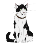 Warrior Cats #038 - Bone by Kuroi-Hitsuji