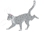 Warrior Cats #049 - Ferncloud by Kuroi-Hitsuji