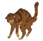 Warrior Cats #052 - Birchfall by Kuroi-Hitsuji