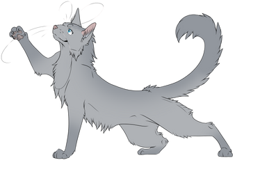 Warrior Cats #059 - Willowpelt by Kuroi-Hitsuji