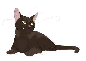 Warrior Cats #063 - Mousefur by Kuroi-Hitsuji