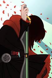 Her Sword by TheKingKez
