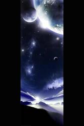 Antares Nightfall by terra-visions