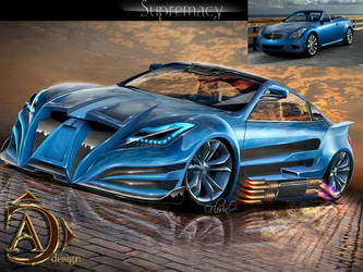 Infinity gx37 concept by FlorinOprea