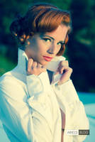 Ariel Redhead 6 by zero0pisto
