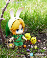 Legend of Easter by SuperMewKitty