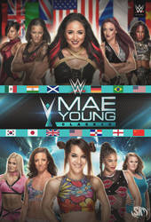 Mae Young Classic Poster by SK-Graphix