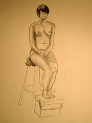 Figure Drawing 2 by rylothean