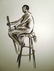 Figure Drawing 4 by rylothean