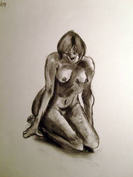 Figure Drawing 6 by rylothean