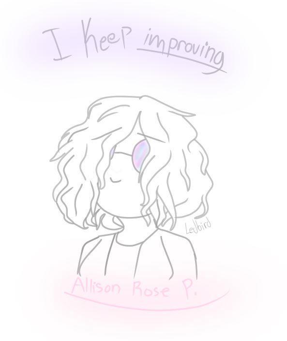 Allison Rose P. by xxLedBirdxx