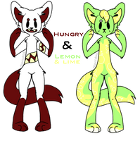 Cute Anthro OTA Adopts {CLOSED} by The-Spectral-Force