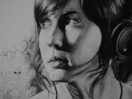 'Sara' by juddhoskins