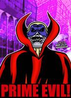 Cartoon Villains - 029 - Prime Evil! by CreedStonegate