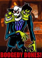 Cartoon Villains - 057 - Boogedy Bones! by CreedStonegate