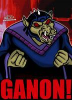 Cartoon Villains - 060 - Ganon! by CreedStonegate