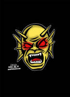 The Demon Etrigan from DC Comics! by CreedStonegate