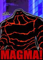 Cartoon Villains - 084 - Magma! by CreedStonegate