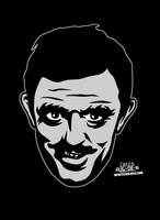 John Astin as Gomez Addams! by CreedStonegate