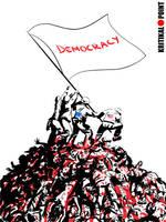 NATO's Democracy by KritikalPoint