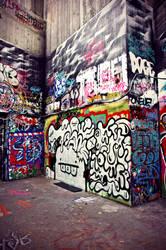 graffiti II by Estrelladepapel