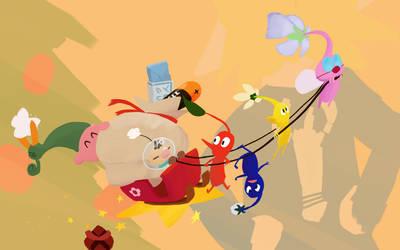 Minigift Services - Wallpaper version by kobayen
