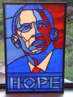 Obama 'Hope' by AidanT