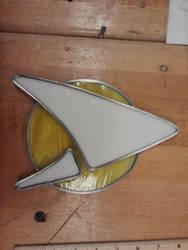 Star Trek Command Gold 3D Symbol by AidanT