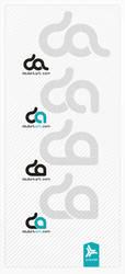 DeviantArt.com logotype by qantip