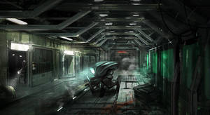 hallway by Joshk92