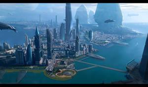 Terra Prime for Star Citizen by Joshk92