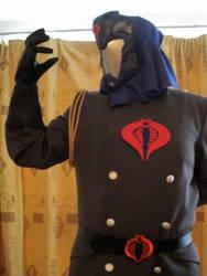 Cobra Commander Costume 2 by PatrickGavin