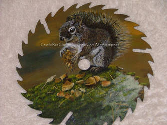 Squirrel Saw by Ty-DyQween